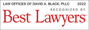 2022 Best Lawyers Law Offices of David A Black PLLC